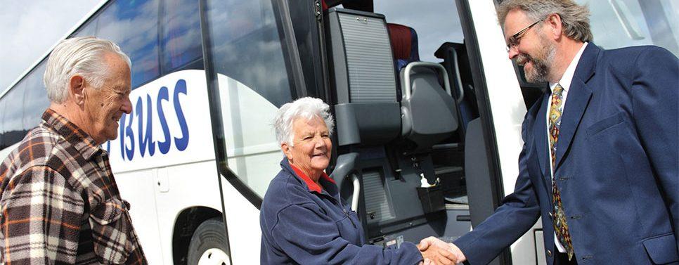Håbo Buss Bussar Bussresor