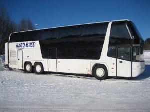 Håbo Buss snöresa