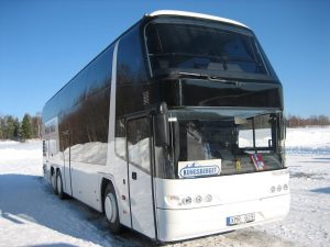 Håbo Buss snöresor