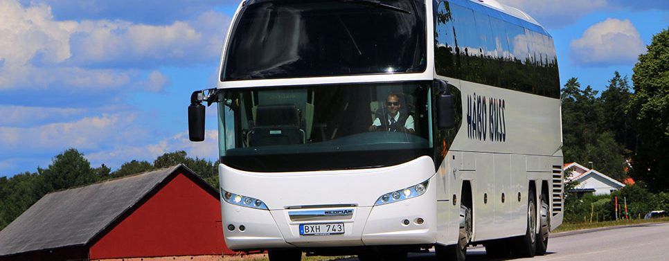 Håbo Buss chaufför